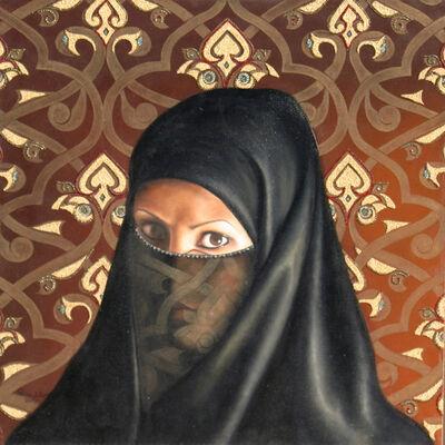 Abu Rumi, 'Self Portrait Under a Veil', 2008