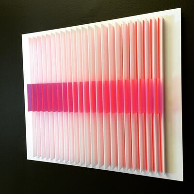 J. Margulis, 'Hot Pink Comp', 2014