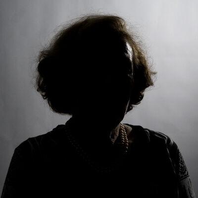 Matilda Aslizadeh, 'Portrait 1', 2011