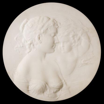 Thomas Ball, 'Whispering Zephyr', ca. 1884