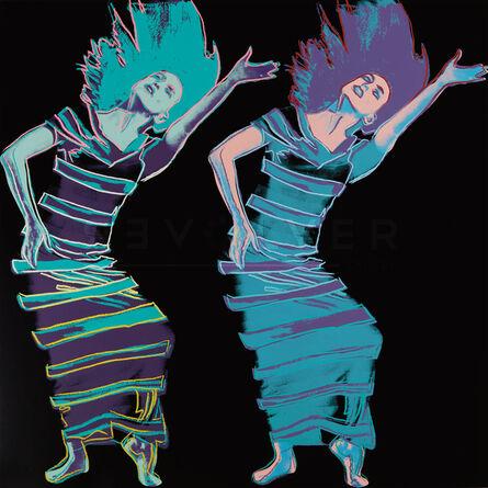Andy Warhol, 'Satyric Festival Song (FS II.387)', 1986