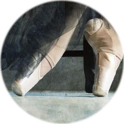 Sandra Carrion, 'Toe Shoes'