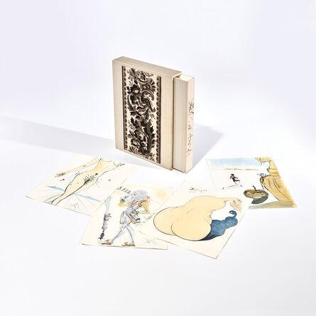 Salvador Dalí, 'Dali Illustré Casanova (Mémories de Casanova) (Dali Illustrates Casanova, Memories of Casanova) (M. & L. 174-187)', 1967