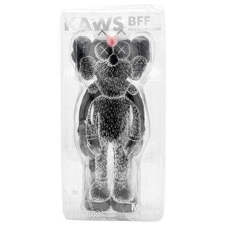 KAWS, 'BFF (Black)', 2017