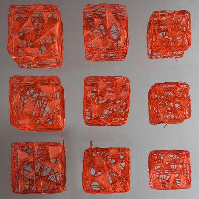 Naomi Kobayashi, 'Cube Red', 2014