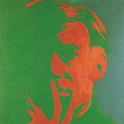 Andy Warhol, 'Self Portrait', 2000