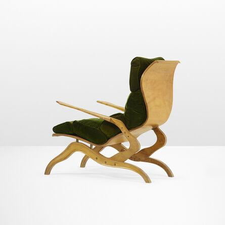 Franco Campo and Carlo Graffi, 'Rare Lounge Chair', 1951