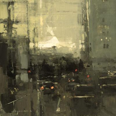 Jeremy Mann, 'Cityscape - Composed Form Study No. 29'