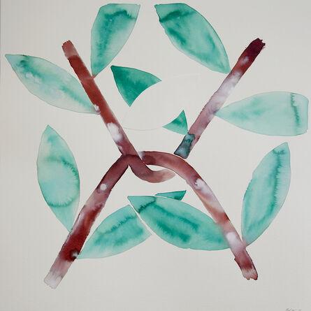 Nadia Ayari, 'Untitled (Crossing I)', 2020