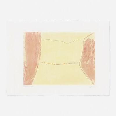 Helen Frankenthaler, 'Ponti', 1973