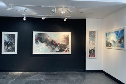 Yu LanYing at BOCCARA ART Miami Gallery