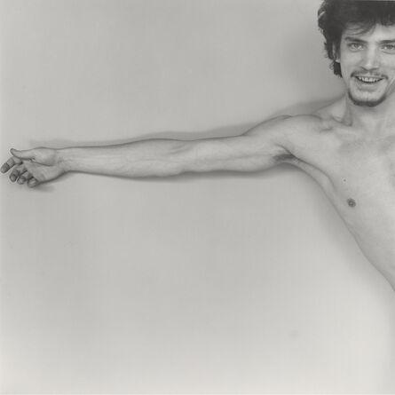 Robert Mapplethorpe, 'Self-Portrait', 1975