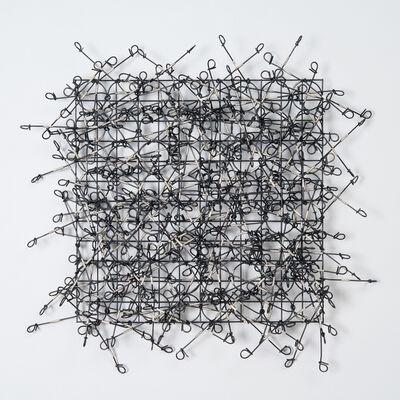 John Garrett, 'Circle Grid No. 4', 2015