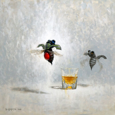 David Cheifetz, 'Flrrblz Circling Whiskey', 2013