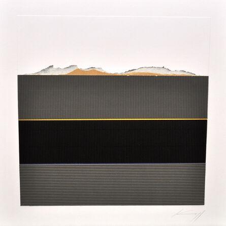 Edgar Knoop, 'Horizonte 9', 2015