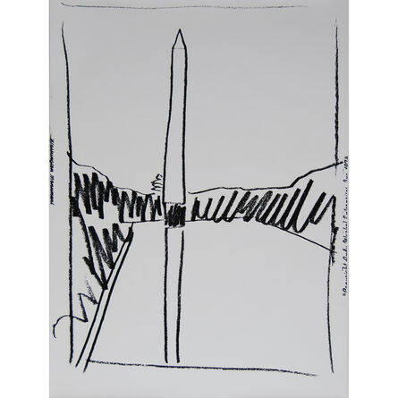 Andy Warhol, 'Washington Monument ', 1974