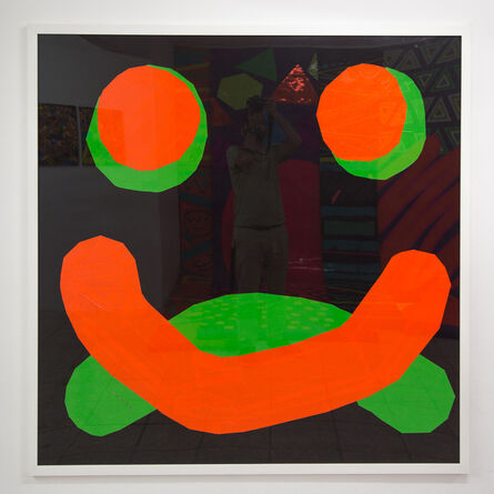 "Héctor Madera, '""Happy Sad""', 2015"