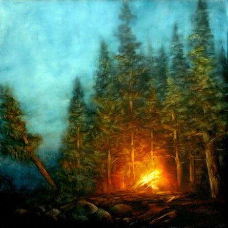 Brian Sostrom, 'Fall to Fire', 2020