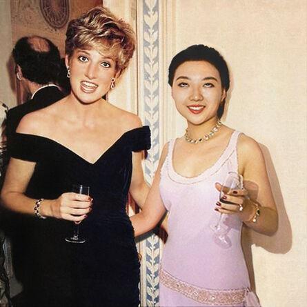 Silin Liu 刘思麟, 'Diana Spencer & Celine Liu ', 2014