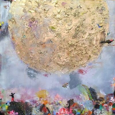 Fumiko Toda, 'The Moon and the Sun', 2013