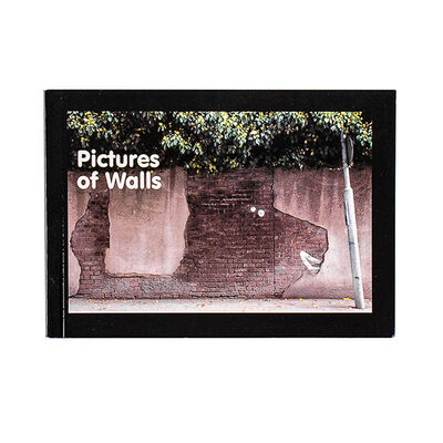 Banksy, 'PICTURES OF WALLS BOOK', 2005