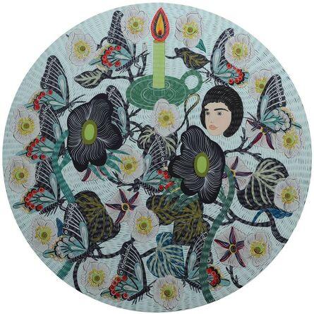 Iruka Toro, 'Moth/Flame', 2016