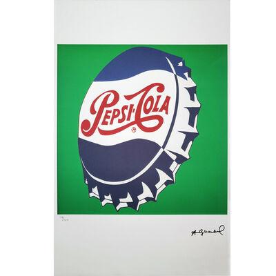 Andy Warhol, 'Pepsi', 1962-1987