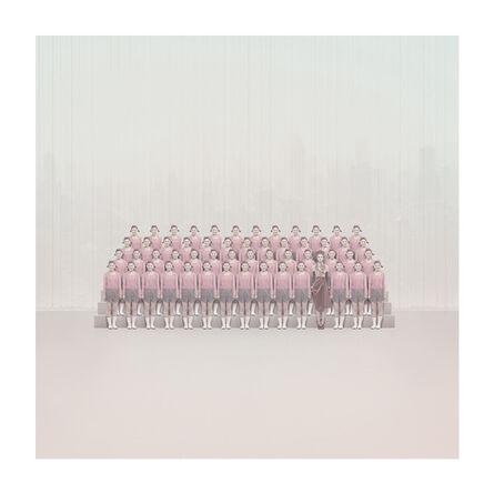Quentin Shih, 'Shanghai Dreamers No.5', 2010