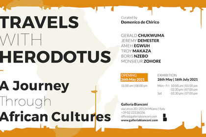 Travels with Herodotus: A Journey Through African Cultures