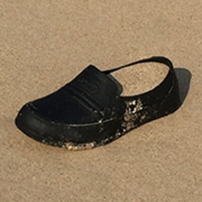 Lon Hin Lai, 'Sand in shoe, shoe in sand', 2017