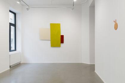 Imi Knoebel - 5 Freigaben für Galerie Lethert