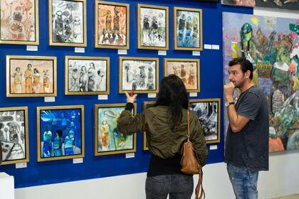 Cairo Art Fair IV