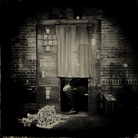 Alex Timmermans, 'Addicted to Selfies', 2016