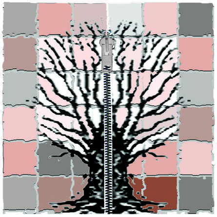 Elisa Pritzker, 'Mondian Tree 3', 2013