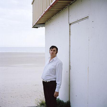 Clémentine Schneidermann, 'Ian, Elvis festival, Porthcawl Wales.', 2013