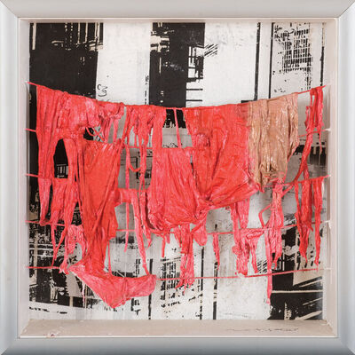 Tammam Azzam, 'Laundry Series ', 2011