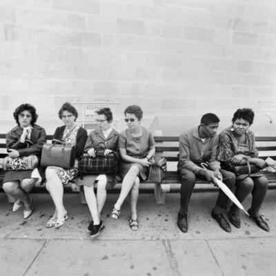 Mario Carnicelli, 'Lincoln Memorial, Washington', 1967