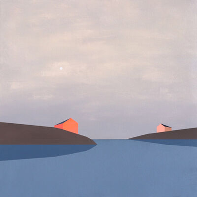 Mike Gough, 'Memory Is A Tide #2', 2020