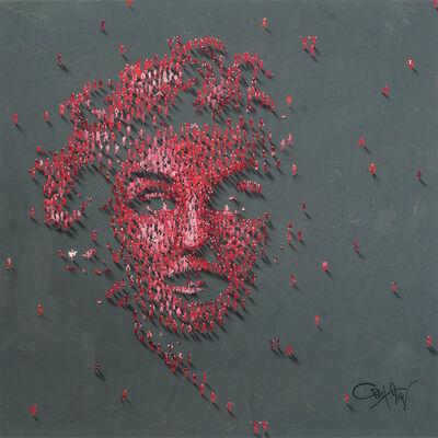 Craig Alan, 'Dressed in Red', 2020