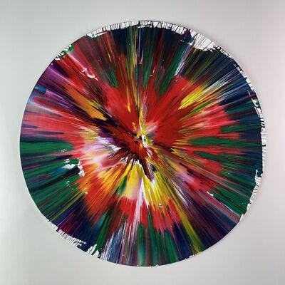 Damien Hirst, 'Spin circle ', 2009