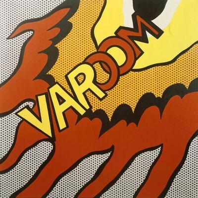 Roy Lichtenstein, 'Varoom', 1965
