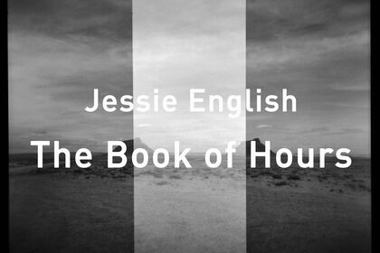 Jessie English | The Book of Hours