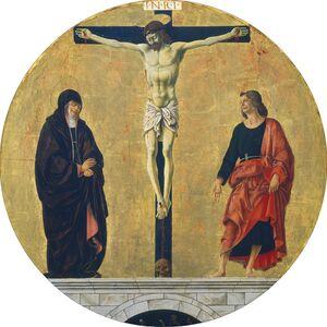 Francesco del Cossa, 'The Crucifixion', ca. 1473/1474
