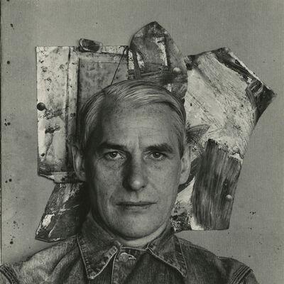 Arnold Newman, 'Willem de Kooning', 1959