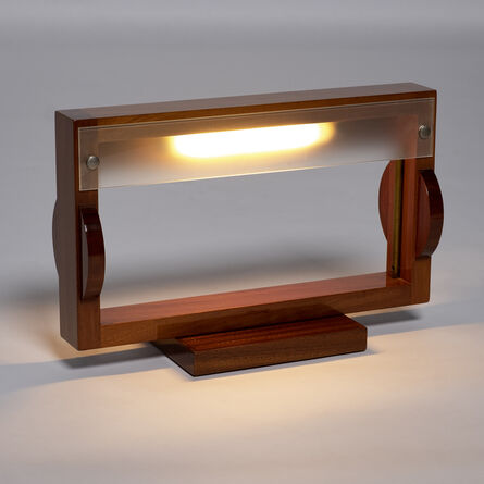 André Sornay, 'Table lamp', ca. 1934
