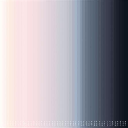 Inge Dick, 'summer light white 2013/72a', 2013