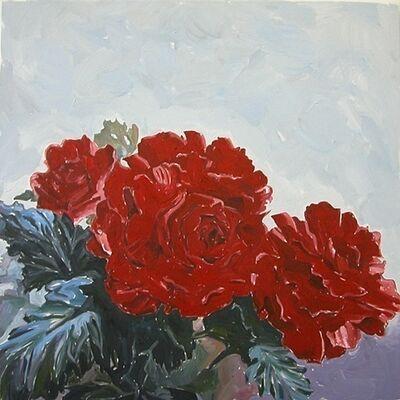 "Yevgeniy Fiks, 'Kimjongilias a.k.a. ""Flower Paintings"" no. 2', 2008"