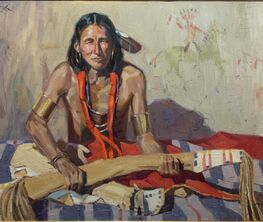 The Luther H. Hodges Collection of Fine Art of the American West