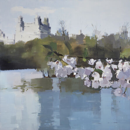 Lisa Breslow, 'Cherry Blossoms', 2021