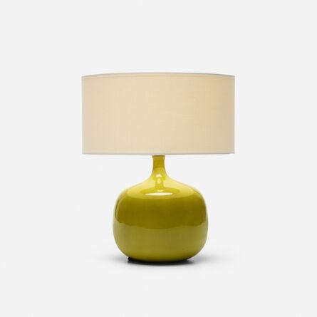Jacques & Dani Ruelland, 'table lamp', c. 1960